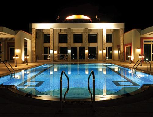 Villa VIP Havuzu  (Libya-Sirte)